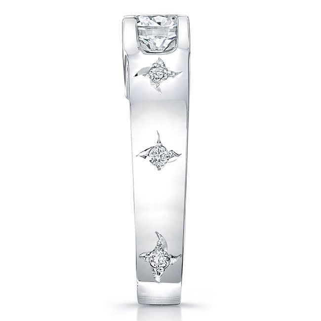 Starnish Engagement Ring 7793L Image 3