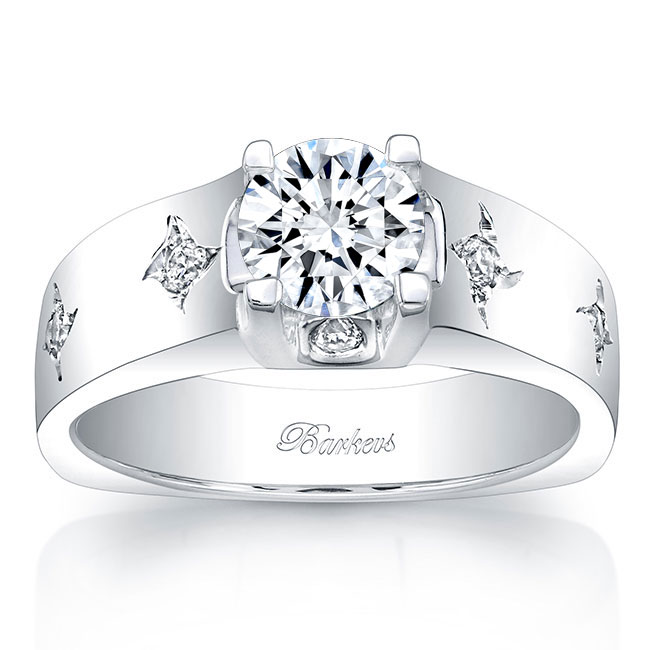 Starnish Engagement Ring 7793L Image 1