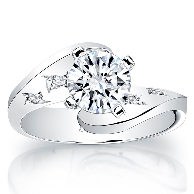Starnish Engagement Ring 7794L