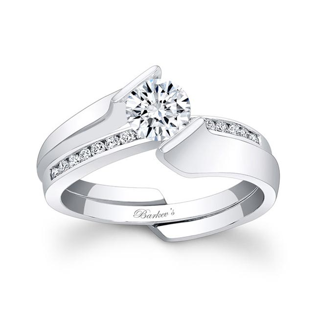 Diamond Engagement Set 7827S