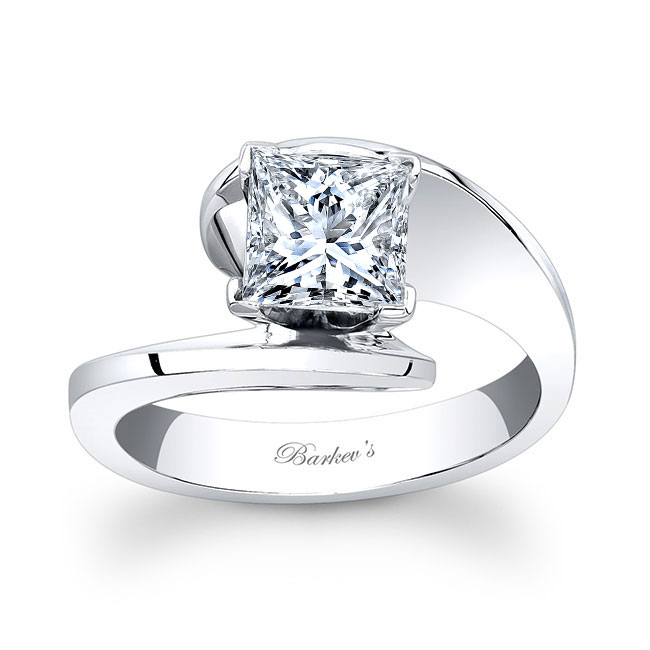 Diamond Solitaire Ring 7834L