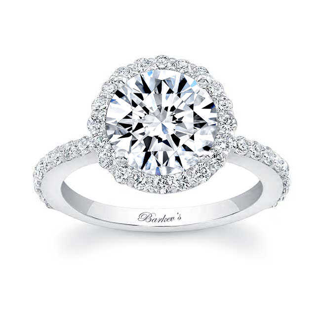 2.00ct. Round Engagement Ring 7839L