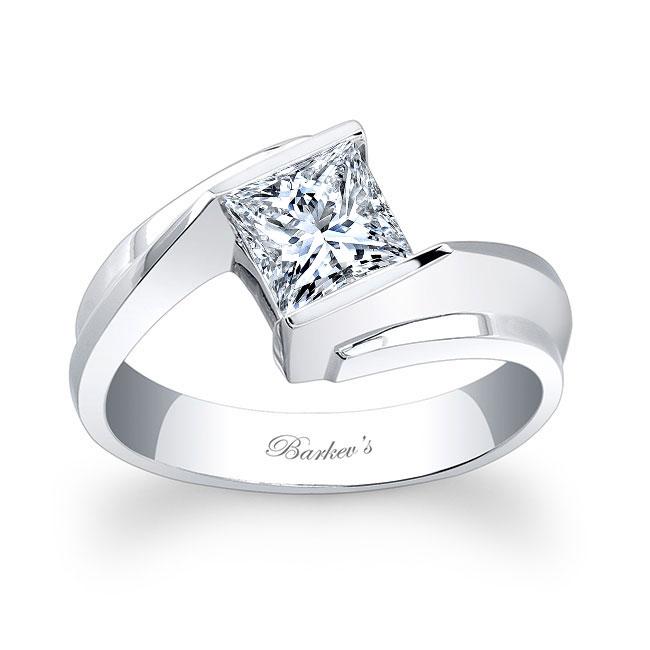 Solitaire Diamond Ring 7846L Image 1