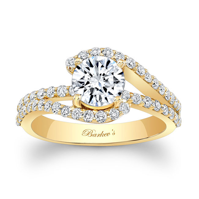 1 Carat Diamond Ring Image 1