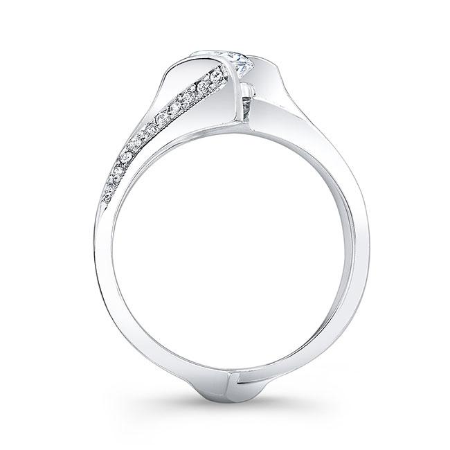 White Gold Diamond Bridal Set 7884S Image 2