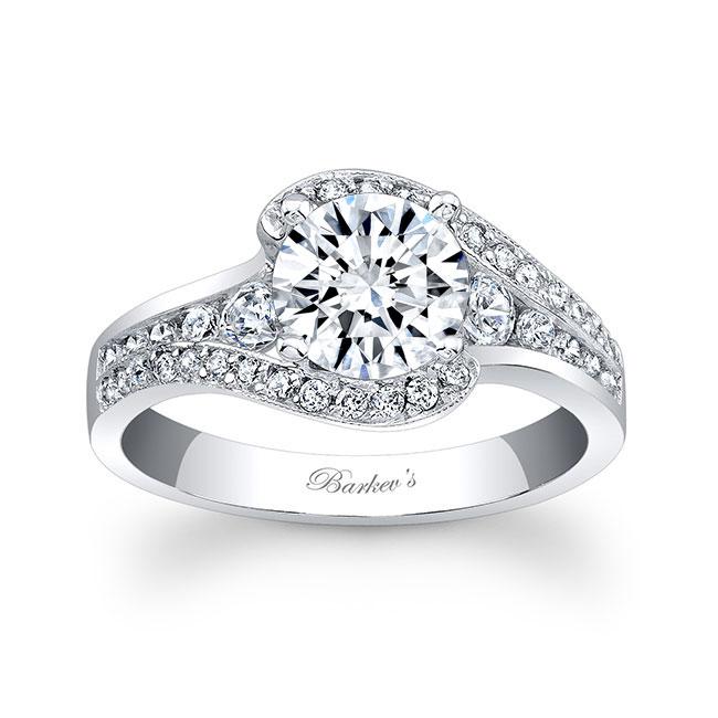 Unique Engagement Ring 7898L