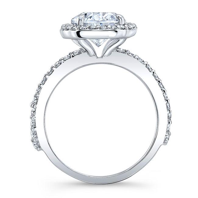 3.5 Carat Oval Diamond Ring Image 2