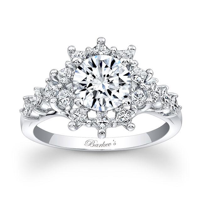 Halo Diamond Engagement Ring 7911L
