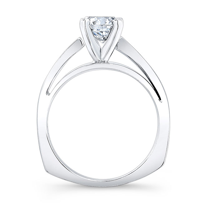 Solitaire Engagement Ring 7920L Image 2