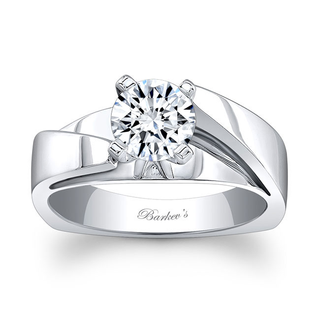 Solitaire Engagement Ring 7920L Image 1