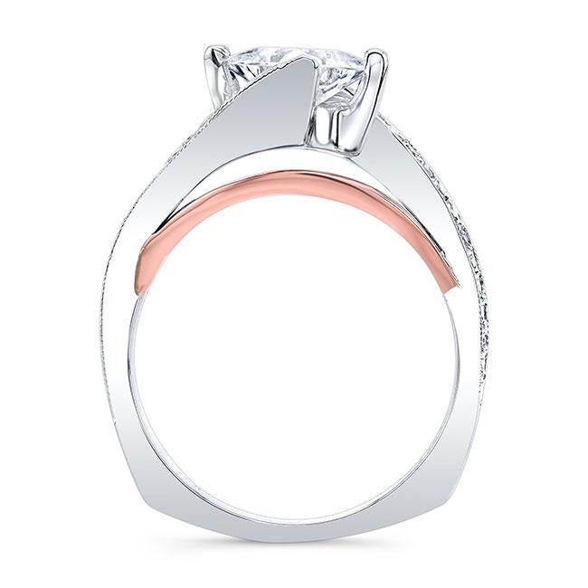 Princess Cut Engagement Ring 7922L Image 2