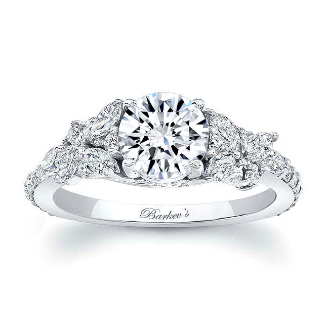 Vintage Marquise Engagement Ring Image 1