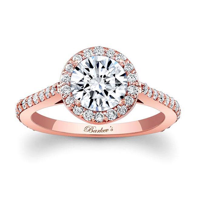 Halo Engagement Ring 7933L