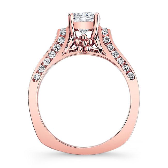 Moissanite Engagement Ring MOI-7942L Image 2