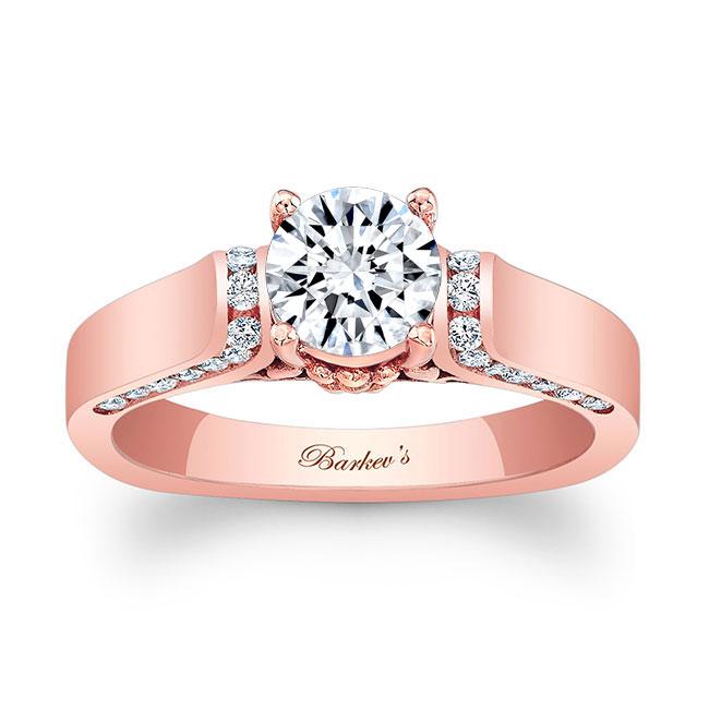 Moissanite Engagement Ring MOI-7942L Image 1