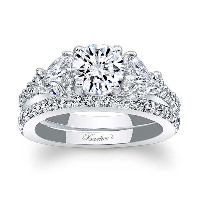 Unique Bridal Set 7966S
