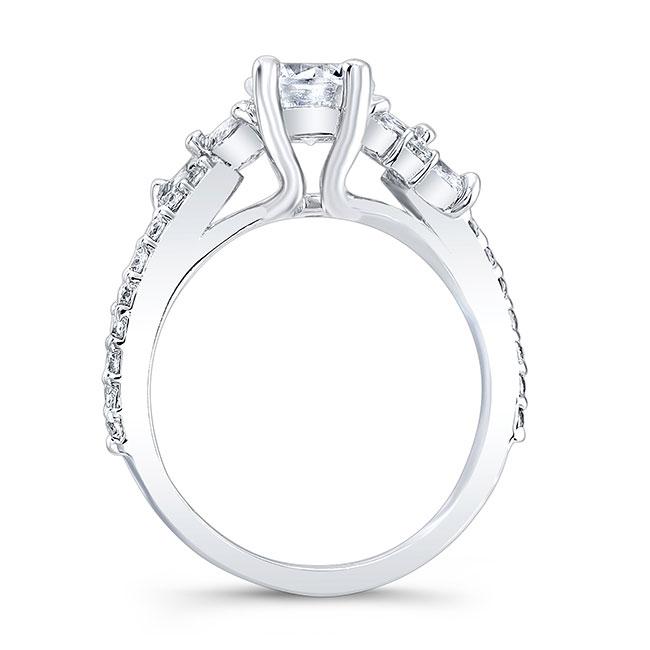 Unique Engagement Ring 7968L Image 2