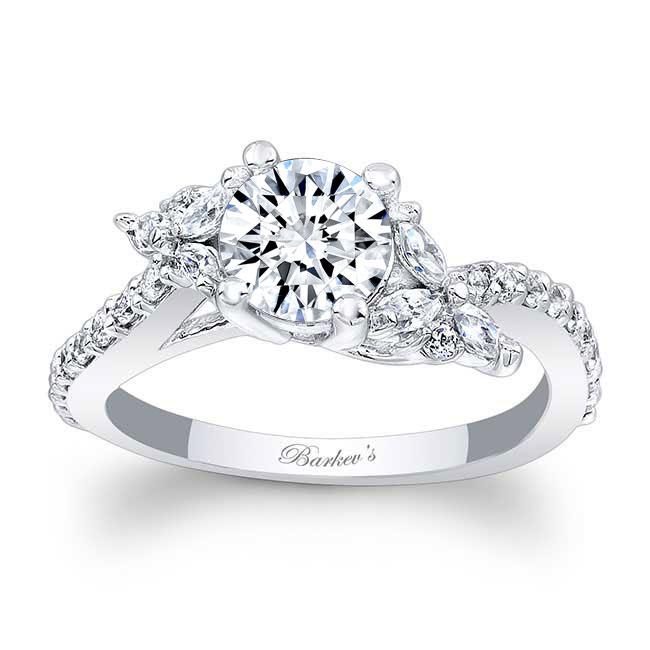 Unique Engagement Ring 7968L Image 1