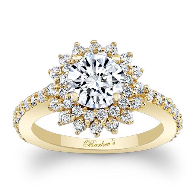 Sunflower Ring Image 1
