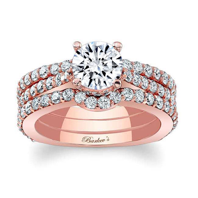 Diamond Bridal Set 7971S2 Image 1