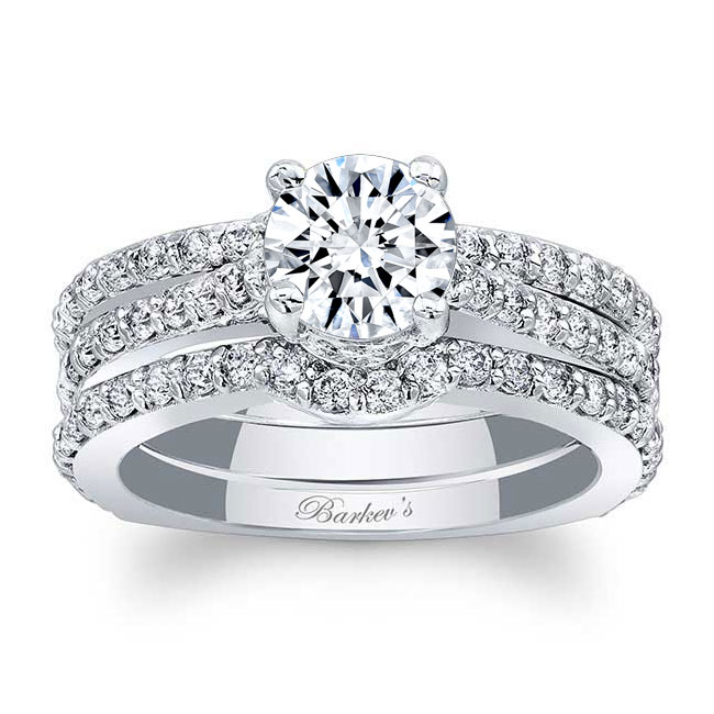 Diamond Bridal Set 7971S2
