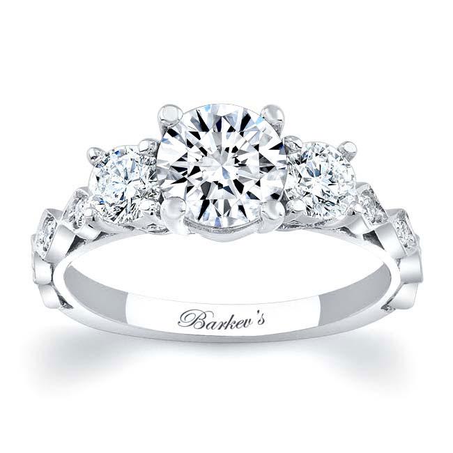 Unique Engagement Ring 7973L