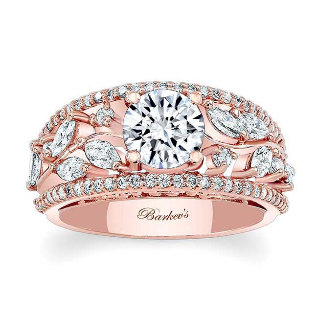 Unique Engagement Ring 7984L
