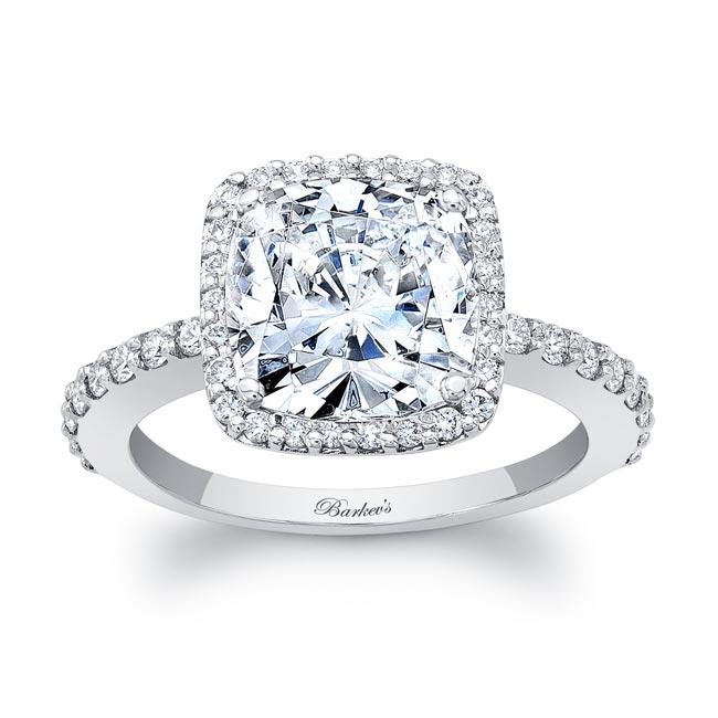 2.00ct. Moissanite Engagement Ring MOI-8025L