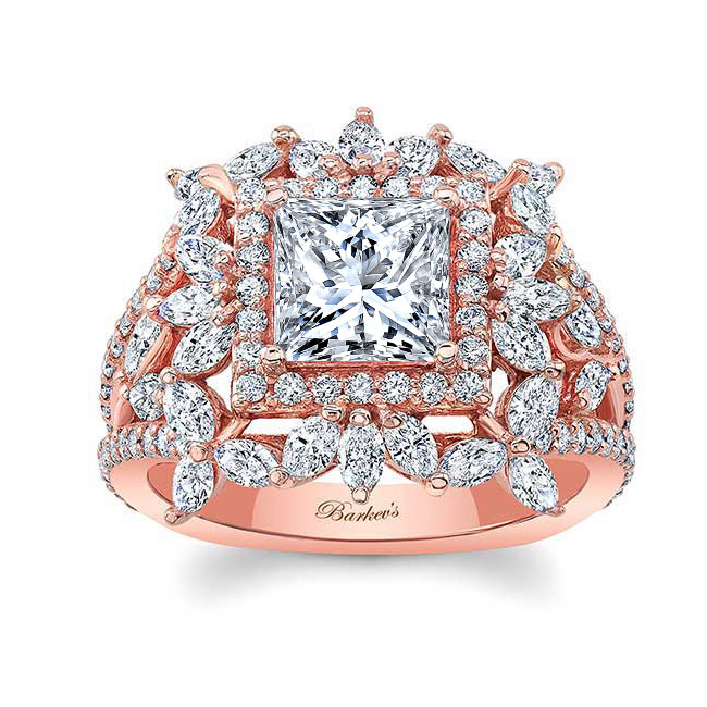 Engagement Ring 8057L