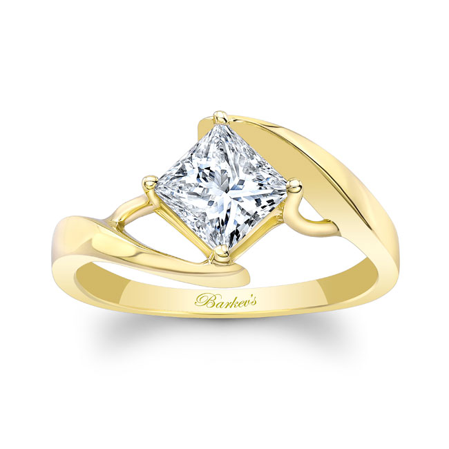 Solitaire Engagement Ring 8148L