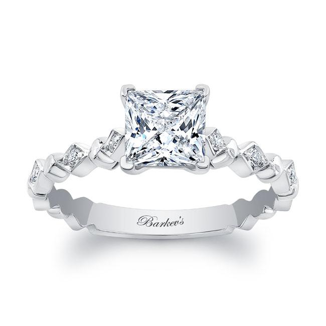 Art Deco Princess Ring