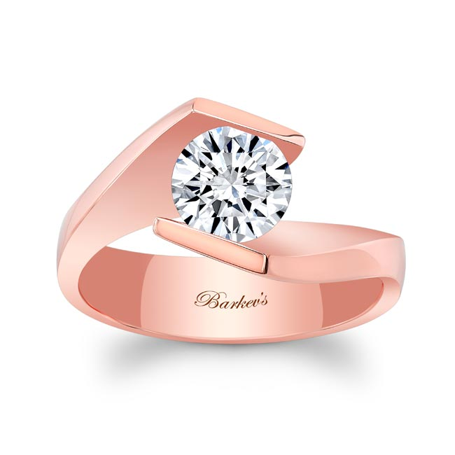 Solitaire Engagement Ring 8193L
