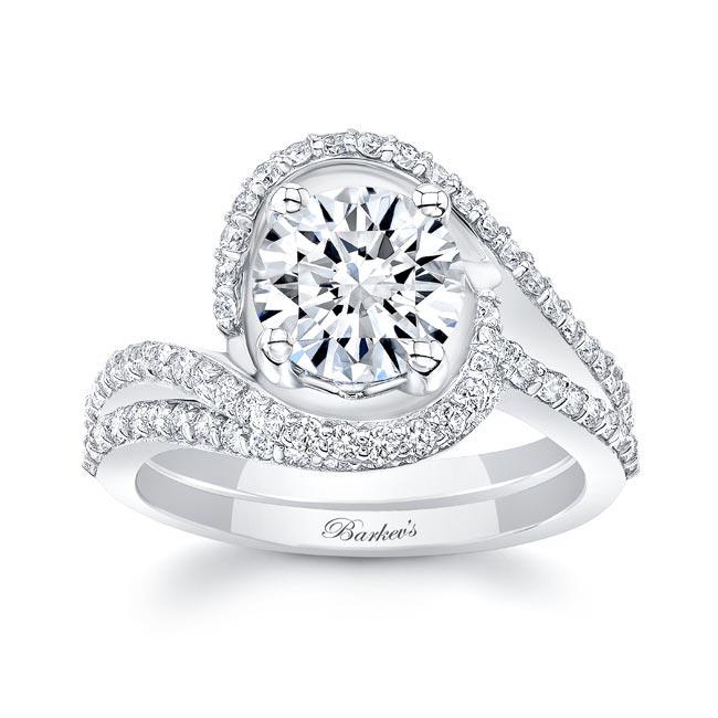 Diamond Bridal Set 8204S