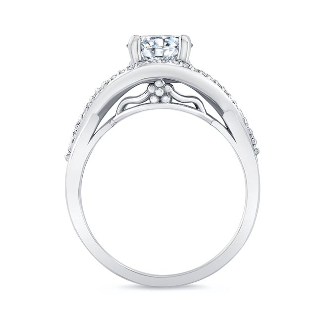 Criss Cross Ring Image 2