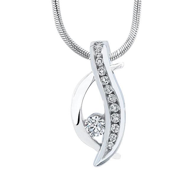 Diamond Necklace 5390N