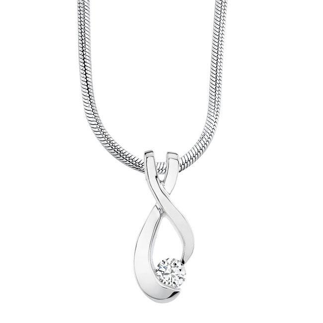 Diamond Necklace 6719N