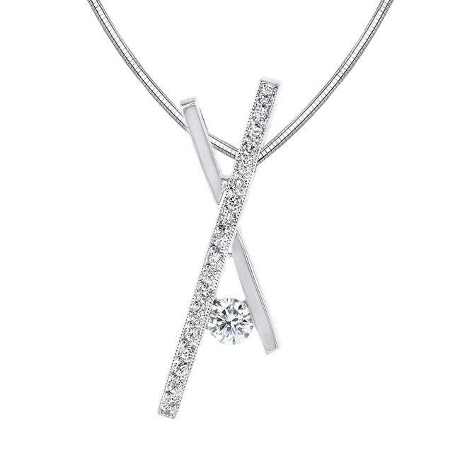 Diamond Necklace 6746N