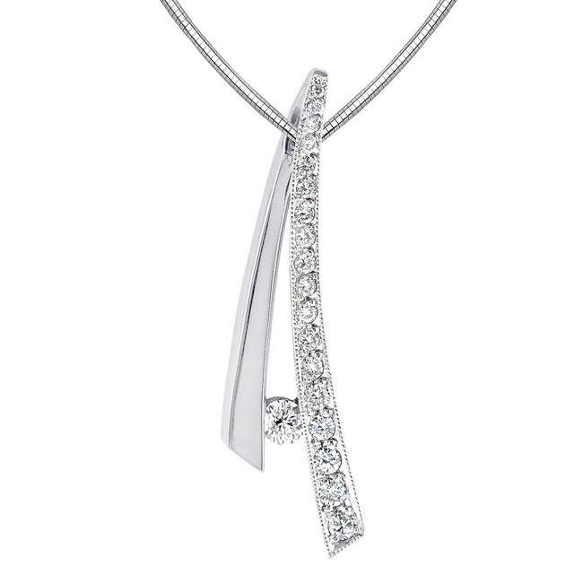 Diamond Necklace 6988N