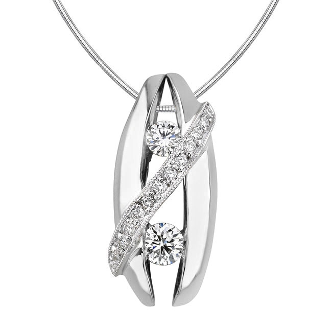 Diamond Necklace 7002N