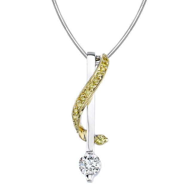 Diamond Necklace 7048NYD