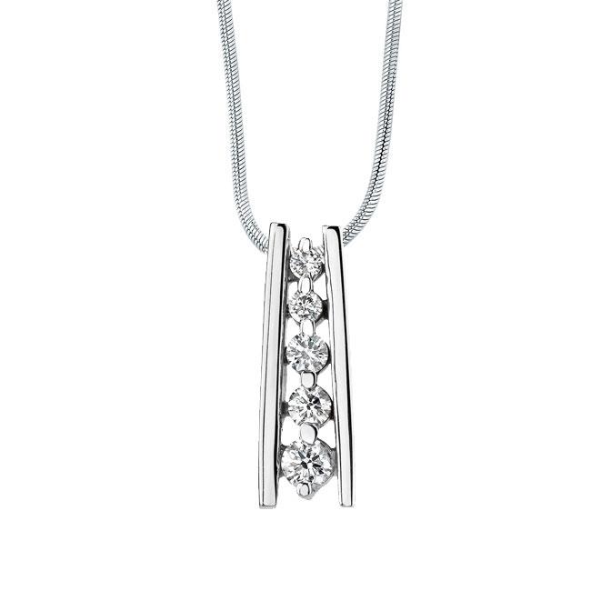 Diamond Necklace 7131N