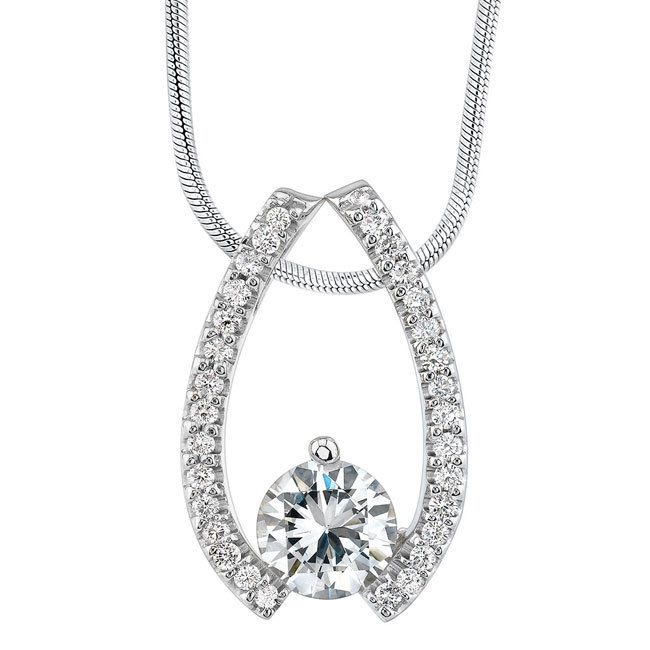 Diamond Necklace 7258N