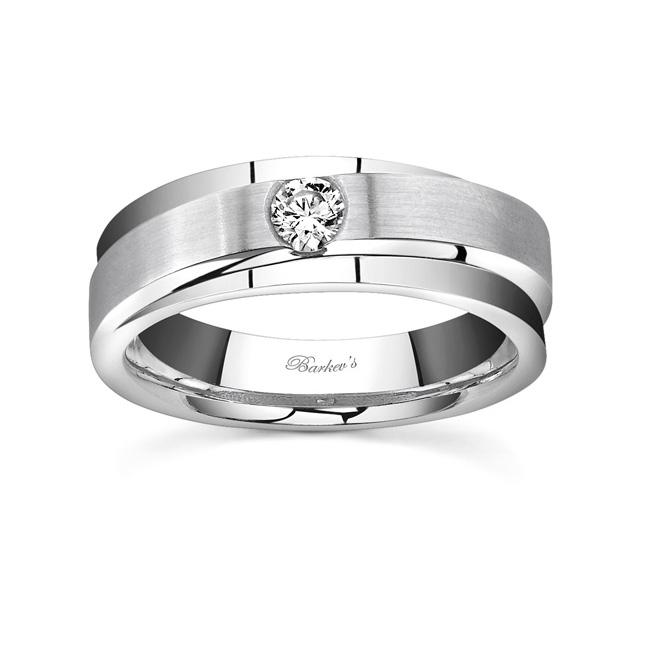 Diamond Wedding Band 7594G