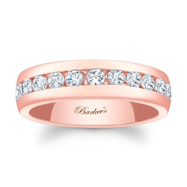 Diamond Wedding Band 8109W_5MM