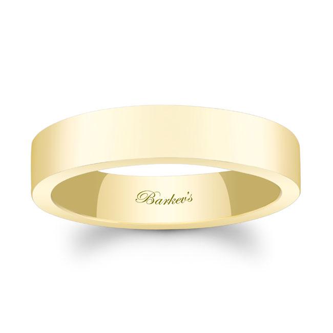 Wedding Band 8110W_4MM