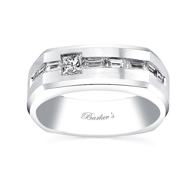 Diamond Wedding Band MP1769G Image 1
